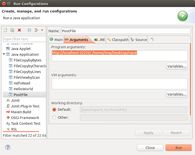 Data Collection from HTTP Client into HBase - Hadoop Online